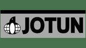 jotun logo  svart hvit