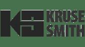 kruse smith logo svart hvit