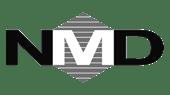 nmd logo svart hvit