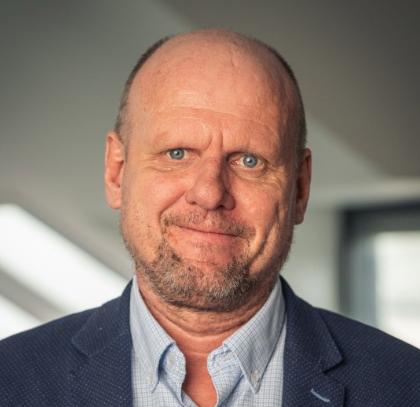 Thor Erik Skrøder i Communicate